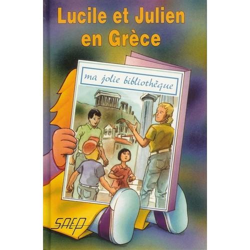 2737271959 - Micheline Genzling: Lucile Et Julien En Grece - Livre