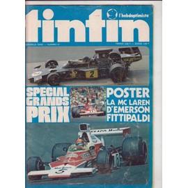 Tintin N� 91 : Special Grands Prix