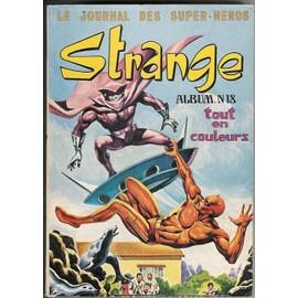 Album Reli� Strange N� 18 : N� 53 / 54 / 55