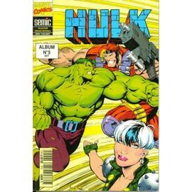 Version Int�grale : Hulk N� 5 : Contient Les No 13, 14 Et 15 De Hulk