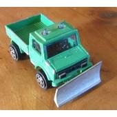 Mercedes Unimog - 1/82 �me