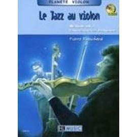 Blanchard : le jazz au violon vol 2 (+ 1 cd)