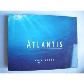 Eric Serra : Atlantis (coffret promo - edition limitee définitive)