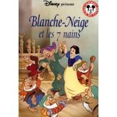 Blanche-Neige Et Les 7 Nains de walt disney