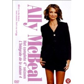 Ally Mcbeal Saison 4 Intégrale Edition Belge