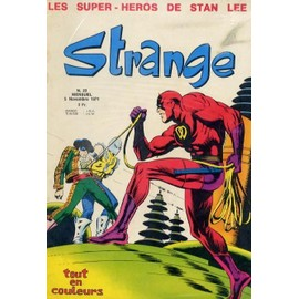 Strange N� 23 De Novembre 1971