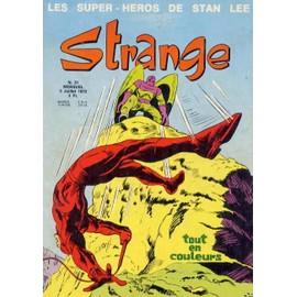 Strange N� 31 De Juillet 1972