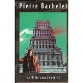 Pierre Bachelet K7 Audio