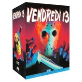 Vendredi 13 - Coffret 7 Dvd - Pack de Steve Miner