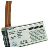 Batterie Type Apple EC008-2 - Compatible iPod 5G 60 Go, 80 Go