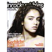 Les Inrockuptibles N� 628 : Kechiche R�dac Chef Invit�/Collectif L'achac/ La G�n�rale: Squat � Belleville/ Chants Arabes