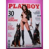 Playboy N� 81 : 30 Questions � Clara Morgane