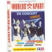 Worlds Apart : En Concert de Patrick Savey