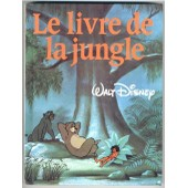 Le Livre De La Jungle de walt disney