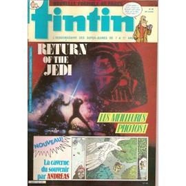 Le Journal De Tintin N� 426 : Return Of The Jedi- Les Meilleures Photos