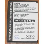 Batterie Pour Motorola Mpx220 900mah Li-Ion Foof