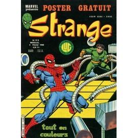 Strange N� 122 De F�vrier 1980
