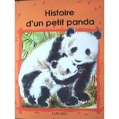 Histoire D'un Petit Panda de romain simon