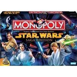 Monopoly Star Wars Edition Saga