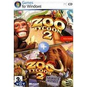 Zoo Tycoon 2 - Ensemble Complet - Pc - Cd - Win - Fran�ais - Avec Zoo Tycoon 2 : Extinct Animals