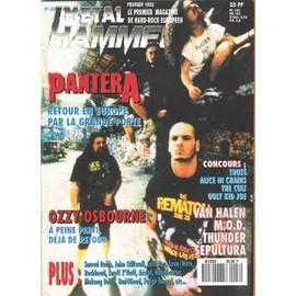 Metal Hammer N� 49 : Pantera