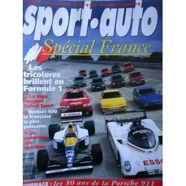 Sport Auto N� 379 : Special France