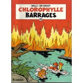 Chlorophylle Barrages de Walli, W.