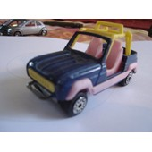 Renault 4 Jp4 Majorette N�252