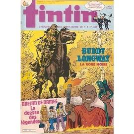 Tintin N� 499 : Buddy Longway : La Robe Noire