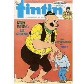 Tintin N� 532 : Dog Bull Le Grand