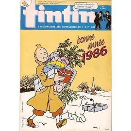 Tintin N� 538 : Bonne Annee 2006