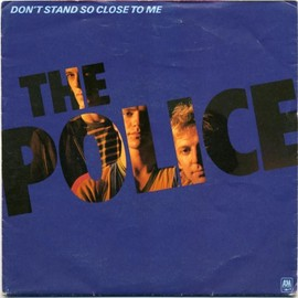 Don't Stand So Close To Me + Friends Pochette Poster