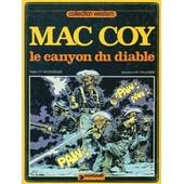 Mac Coy - N� 9 - Le Canyon Du Diable de Hern�andez Palacios, Antonio