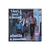 I Don't Need A Doctor/Kiss Me Sweetie (Maxi 45 Tours) - Sheila