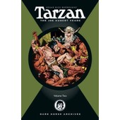 Tarzan : The Joe Kubert Years Volume 2 Tarzan : The Joe Kubert Years de Joe Kubert