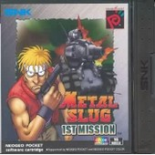 Metal Slug Firts Mission
