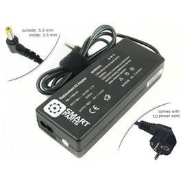 75w asus x54c x54h ac adaptateur chargeur pour ordinateur. Black Bedroom Furniture Sets. Home Design Ideas