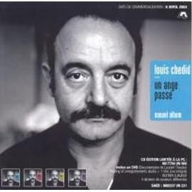 Sampler - Louis CHEDID - Un Ange Passe + CD de 5 Titres -