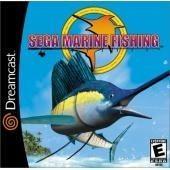 Sega Marine Fishing (Version Us)
