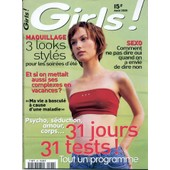 Girls N� 197 : 31 Jours 31 Tests