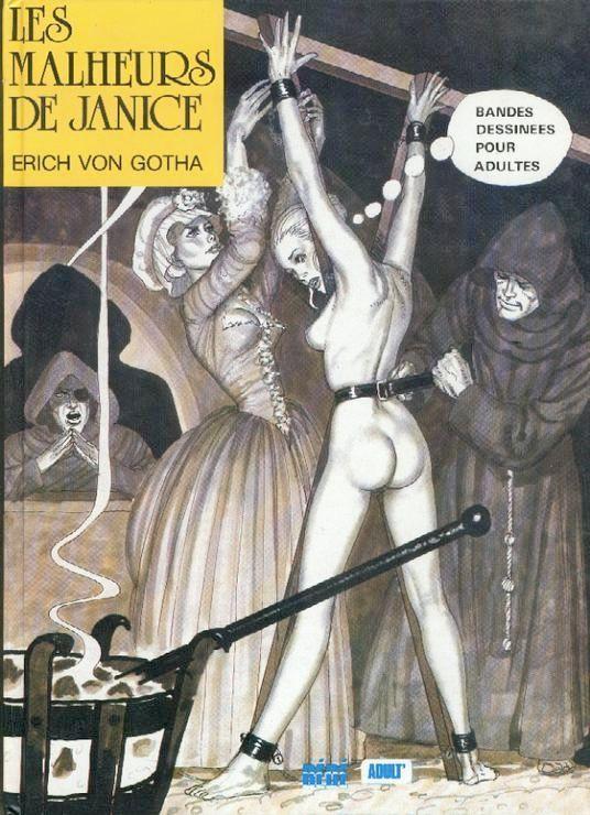 Les Malheurs De Janice (Album Tome 1)