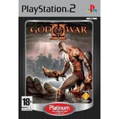 God Of War 2 Edition Platinium
