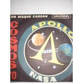 Premier Pas De L'homme Sur La Lune Vol Appol 11: The Magnificent Seven /Rigoletto - Cosmos 70 Demonstration Hors Commerce