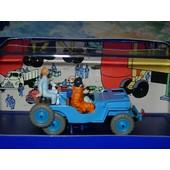 La Jeep Willys D'objectif Lune