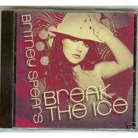 Britney Spears - Break the ice - cd us