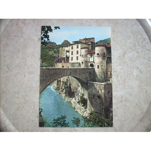 Entrevaux .04. pont <strong>levis</strong>
