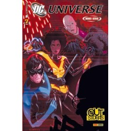 Dc Universe Hors-S�rie N� 7 : Outsiders - Savants Fous