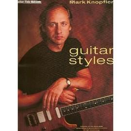 guitar styles Mark Knopfler