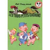 Les Trois Petits Cochons de Disney
