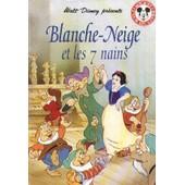 Blanche-Neige Et Les 7 Nains de Disney